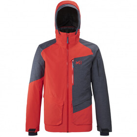 Millet Mount Tod Jacket Men fire/orion blue